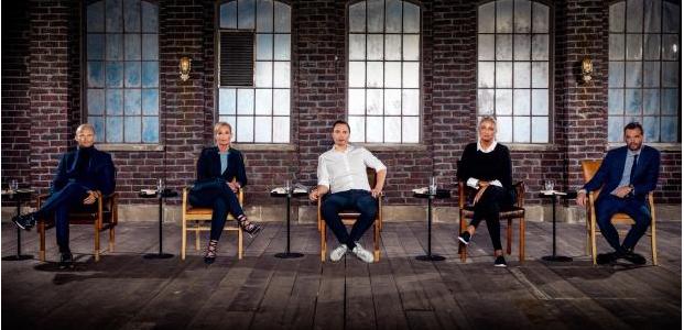 "Danish ""DR1"" seeks start-ups for the Danish version of Dragons' Den season 3"