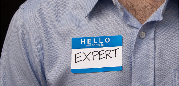Expert Advice (for People who Want to Sell Expert Advice)